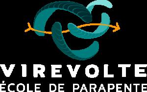 logo école de parapente VIREVOLTE