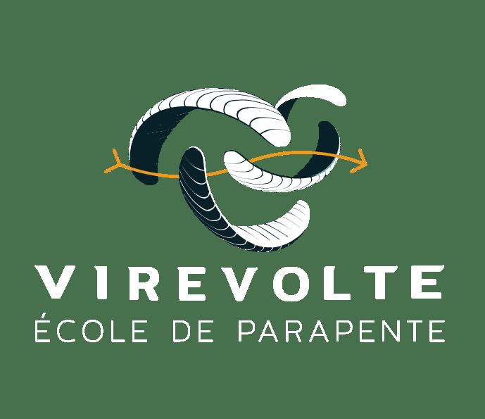 logo VIREVOLTE école et boutique de parapente